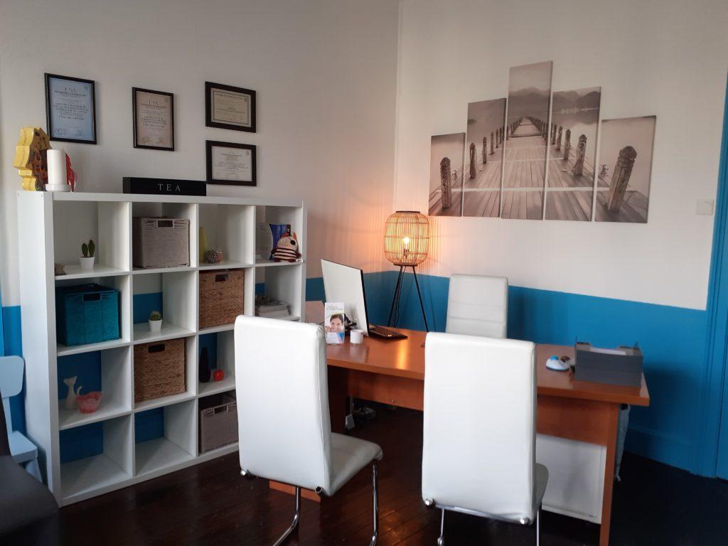 Notre cabinet de sophrologie à Béthune. Rue Sadi Carnot